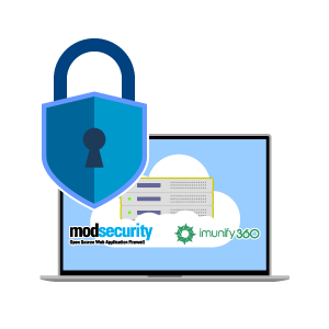 ModSecurity and Imunify360
